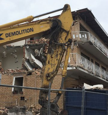PK Demolition Mylswyn St South Yarra Project (3)